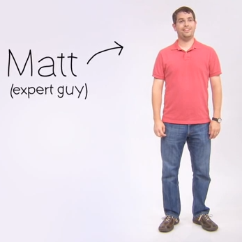Matt Cutts - expert guy | TannerPetroff.com