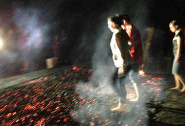 What Firewalking Can Teach You About You (and Business)
